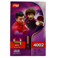 Chinese Table Tennis Bats by Double Happiness (DHS) model R4002