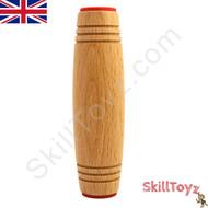 Mokuru (kururin) game of skill and balance.  Natural wood