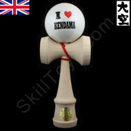 Ozora I LOVE KENDAMA Edition new in packaging mint JKA cert discontinued RARE