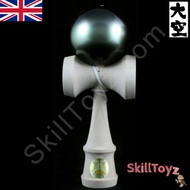 Ozora Galaxy Japanese Wooden Kendama Green