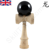 Dragon Kendama Solid 'Black Knight'