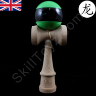 Dragon Kendama green with black stripe