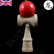Dragon Kendama Junior Red wooden skill toy