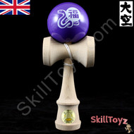 Ozora Year of the Snake Zodiac Kendama 2013 - Purple