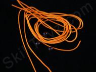 Dragon Kendama String and Bead Set ORANGE