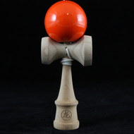 Dragon brand Baby wooden Kendama Orange Crush