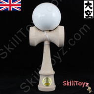 Ozora Premium Edition Sticky Paint Kendama - White
