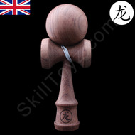 Dragon Kendama Premium Hardwood Padauk Edition Skill Toy