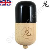 Dragon Kendama Wooden Pill Toy Black