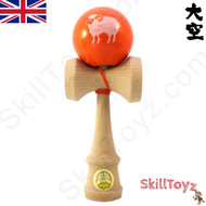 Ozora Year of the Sheep Zodiac Kendama 2015 - Orange