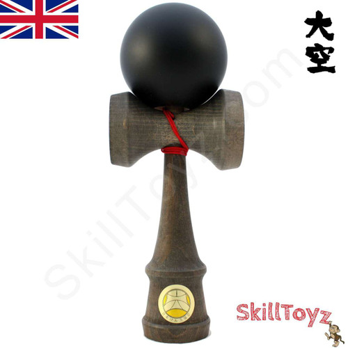 The new black Ozora Street Edition Kendama
