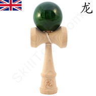 Dragon Kendama translucent Emerald Green