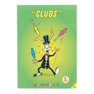 Mr Babache Clubs book