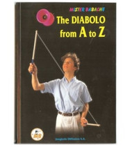 Mr Babache Diabolo A to Z book SHOP SOILED
