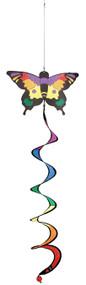 Butterfly Twist Mobile Garden/Indoor Wind Toy