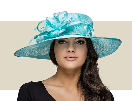 Hats From bold and fully embellished to elegant and understated, we have a large selection of gorgeous hats to top off your special-occasion outfit. And our hats pair perfectly with our suits and dresses, so shop now for a complete, stylish look!
