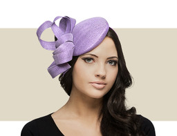 FANCY BERET - Purple