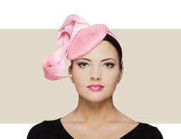 FANCY BERET - Pink