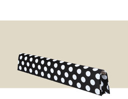 LONG FOLDING CLUTCH - Polkadot
