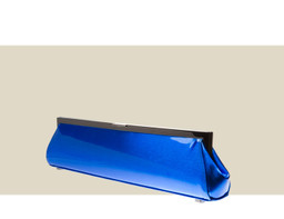 NEW PROPORTION LONG CLUTCH - Electric Blue
