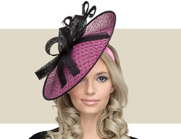 CINDERELLA - Pink with Black
