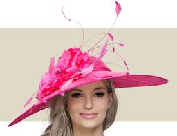 WISPY FLOWER - Hot Pink