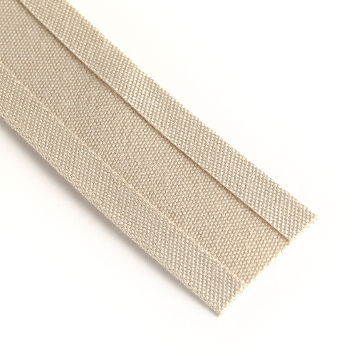 "Sunbrella Binding - 3/4"" Bias Cut - Double Fold in Linen"