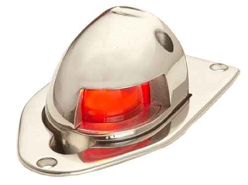 Accon Pop-Up Stainless Steel Port Light - 205-M
