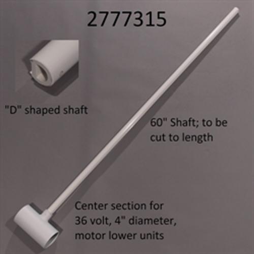 Minn Kota 101lb. Thrust Riptide ST Trolling Motor Shaft #2777315