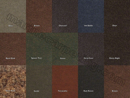 "PASSAGES by Shaw - Berber Carpet Tiles - 24"" x 24"" each - Box of 12"