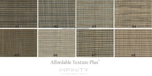 2004 Hurricane 217 Sundeck Infinity Luxury Woven Vinyl Replacement Set