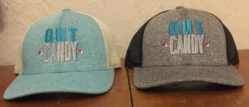 Heathered Mesh Back Hat