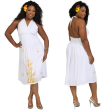 Bamboo 6 Sundress - Lined