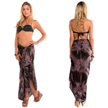 Smoked Brown / Light Brown Sarong