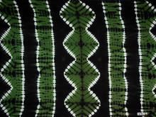 "Tie Dye Sarong ""Jungle"""