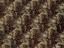 Tiger Skin Pattern Sarong