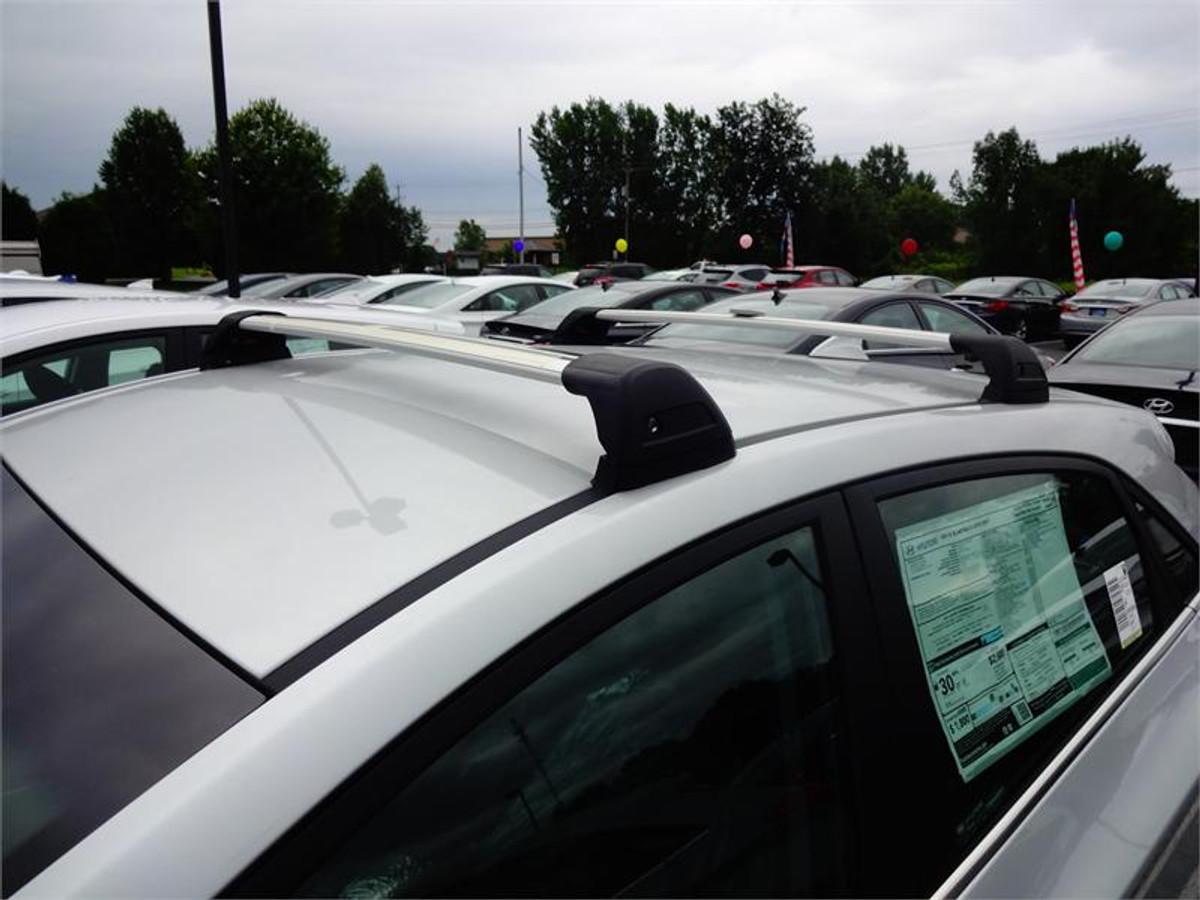 Hyundai Elantra Gt Roof Rack Bars Hyundai Shop