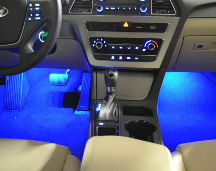Hyundai Sonata LED Interior Lighting Kit (J091)