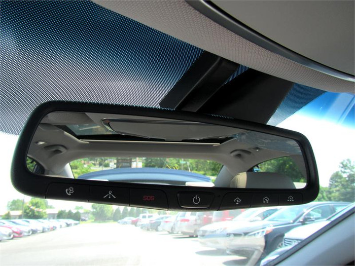 Hyundai Sonata Auto Dimming Mirror (J078)