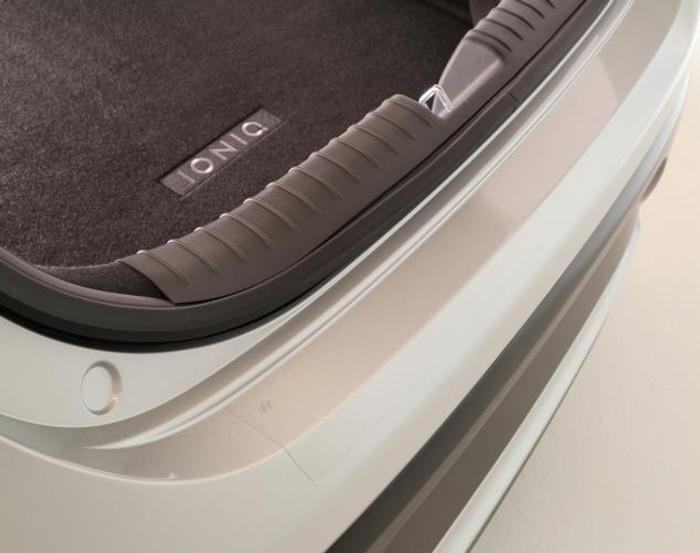 2017 Hyundai Ioniq Rear Bumper Protector Film (H040)