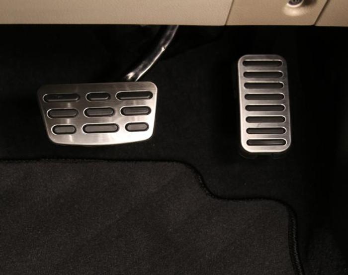 Hyundai Elantra GT Sport Pedals