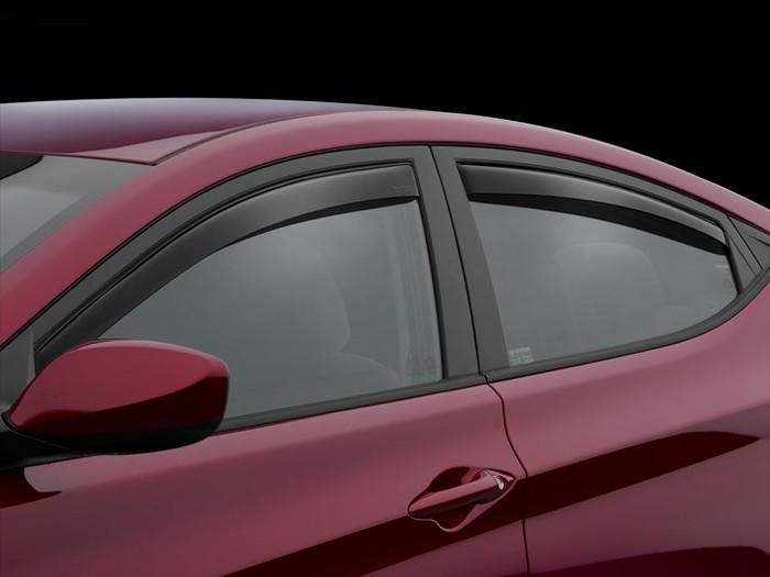 Hyundai Elantra WeatherTech Vent Visors