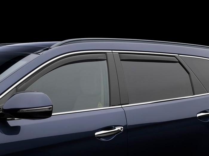 Hyundai Santa Fe WeatherTech Vent Visors