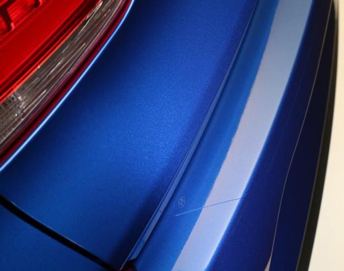 Hyundai Elantra GT Rear Bumper Protector Film