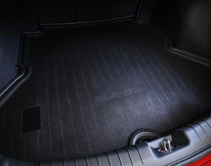 Hyundai Elantra Reversible Cargo Tray (D100)