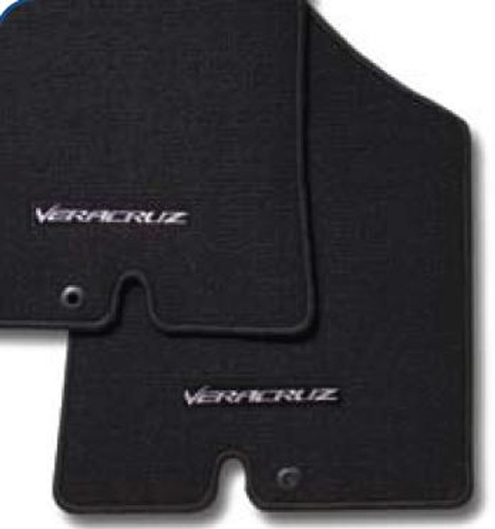 Hyundai Veracruz Carpeted Floor Mats (M040)