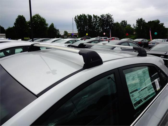 Hyundai Elantra GT Roof Rack Bars (E045)
