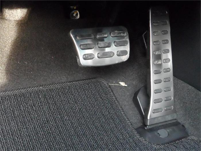 Hyundai Elantra Steel Pedal Covers (D063)