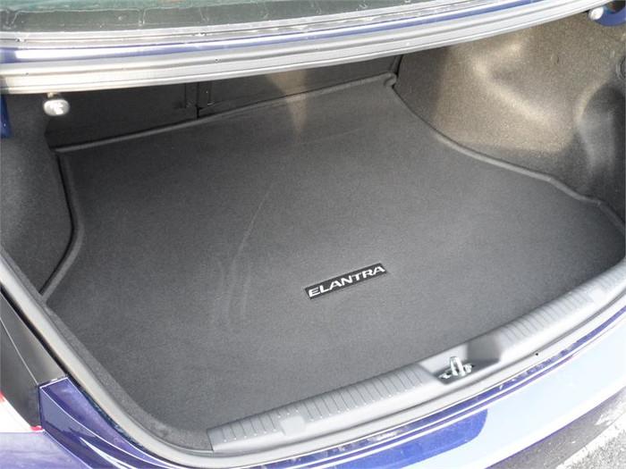 Hyundai Elantra Cargo Mat