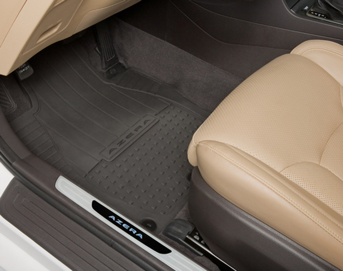 Hyundai Azera Rubber Floor Mats (C035)